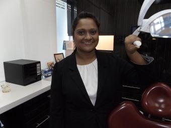Miss Sree Gaithiri