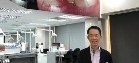 Dr Isaac Chong attending one of the largest CEREC Research/Training in Asia