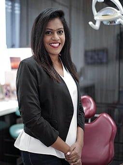 Miss Sangeetha Radhakreshn
