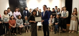 Dr Isaac Chong graduate from Orthodontic Mini-Residency in Clear Aligner Technique